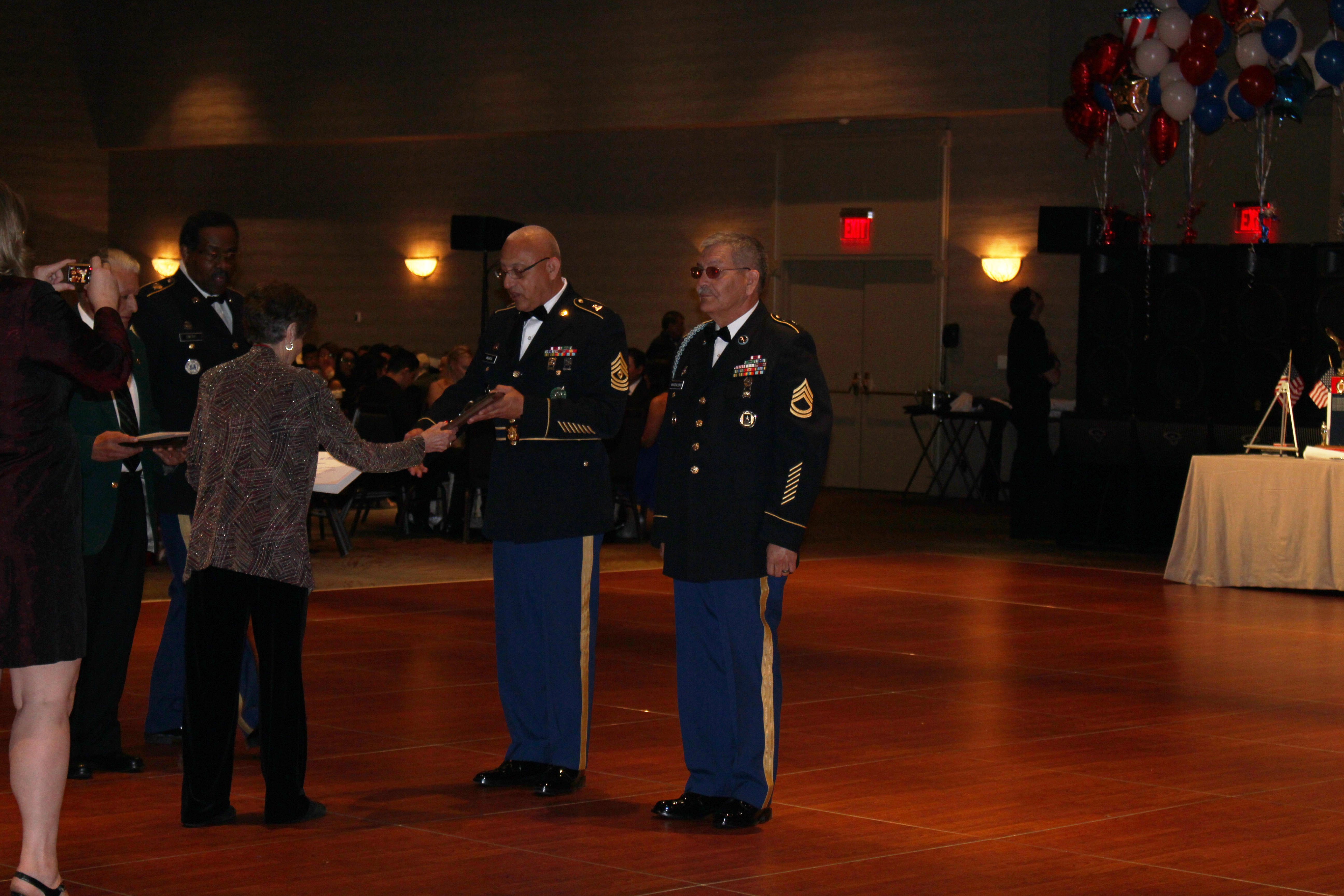 JROTC Military Ball LAUSD 2015