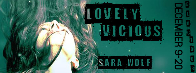 {Review+Giveaway} Lovely Vicious by Sara Wolf
