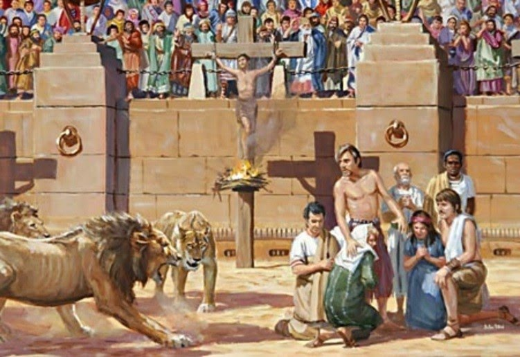 roman persecution of christians