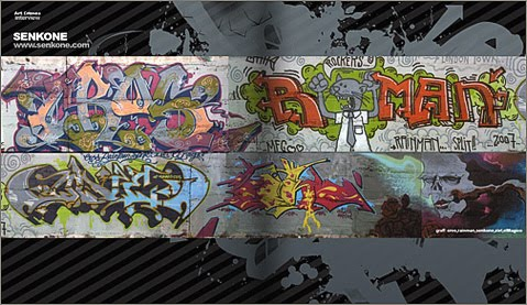 Snapshot Artzmania Graffiti Issue - Elzzine 1
