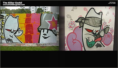Snapshot Artzmania Graffiti Issue - Elzzine 7