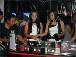 SPG Djarum Black Urban Art