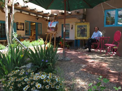 Ronnie Layden Fine Art Gallery, 901 Canyon Road, Santa Fe, New Mexico