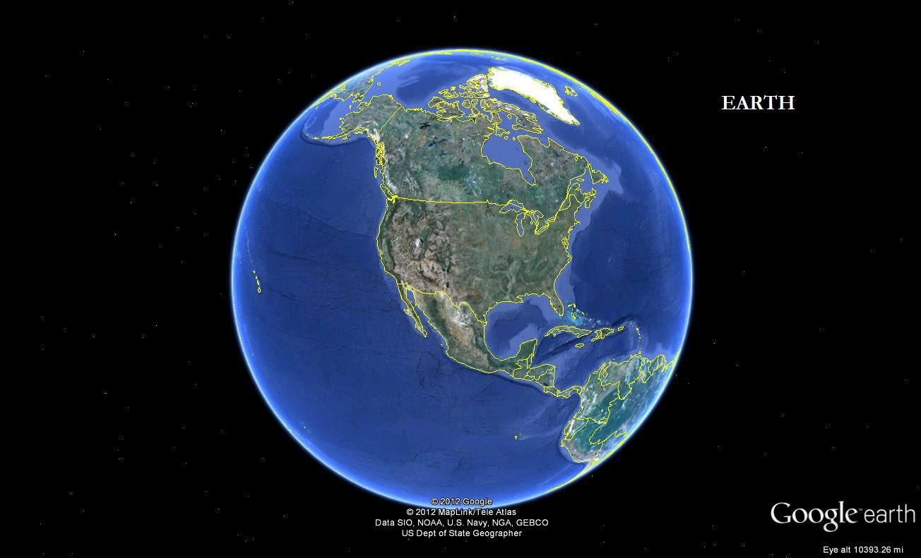Google Earth Locations - Ron Chau