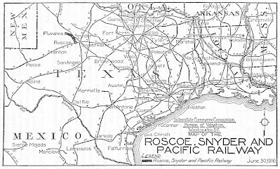 RS&P Map - 1916