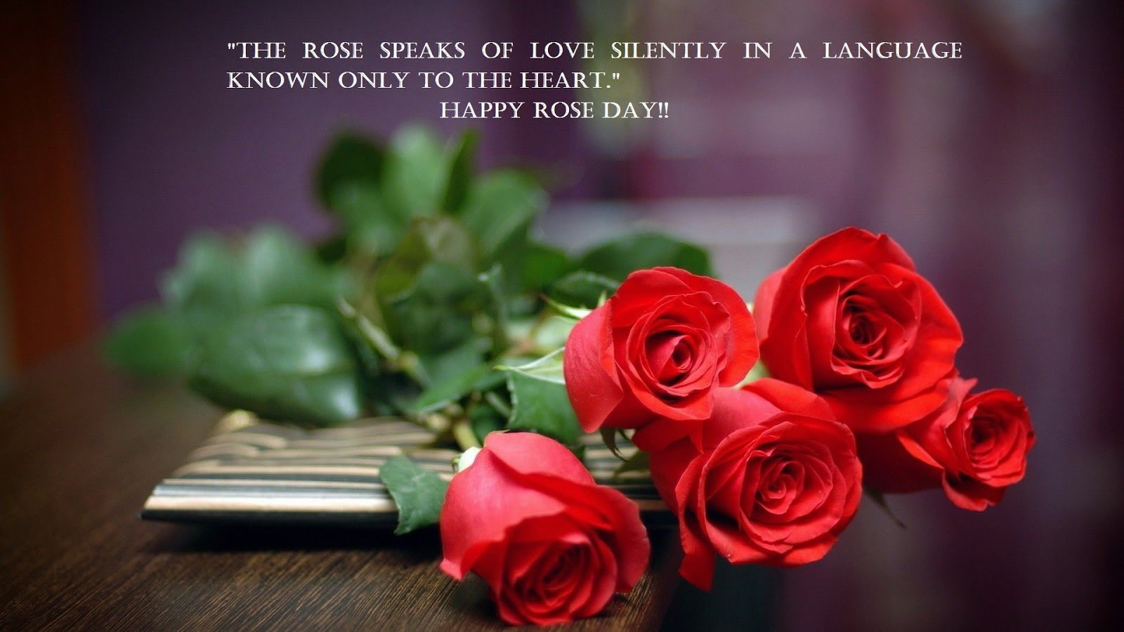 Rose Day Quotes 2018