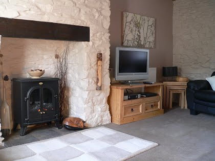 self catering holiday cottage Rhayader Wales