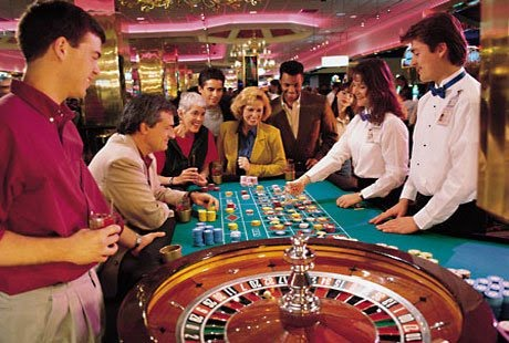 Most roulette tables in vegas