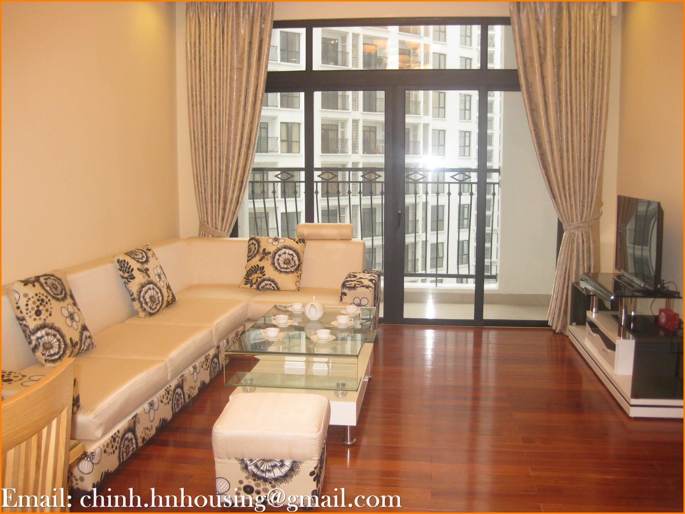 Apartments For Rent In Royal City Hanoi
