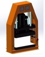 New-A-frame-high-pressure-rosin-press-12-tons-rozin-tech-products