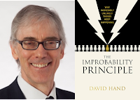 David Hand, author of The Improbability Principle
