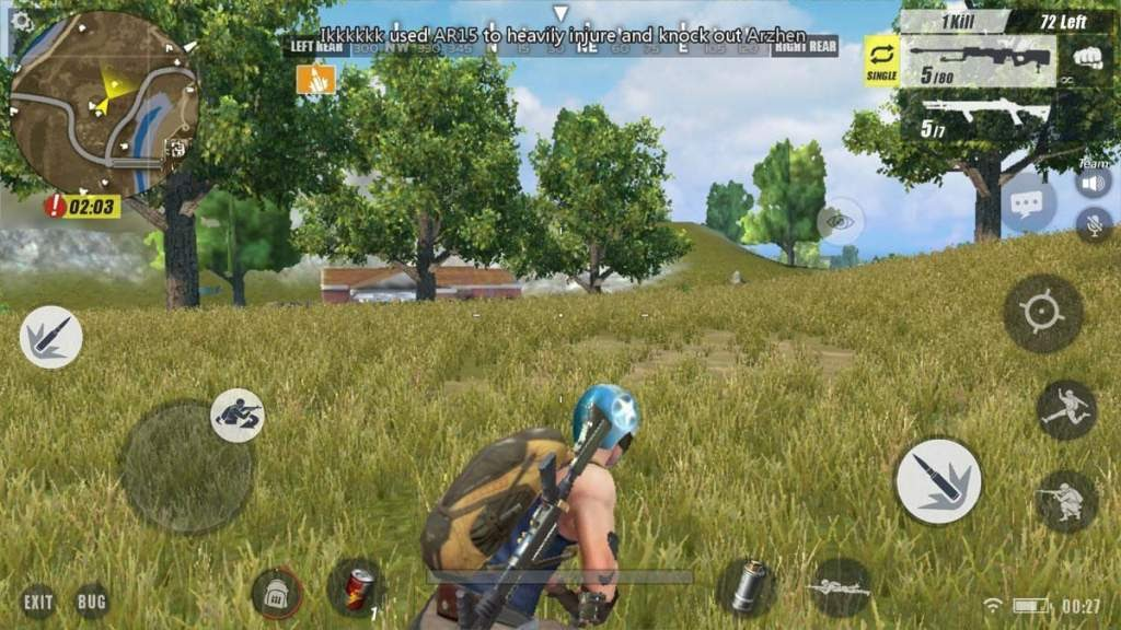rules of survival android aimbot