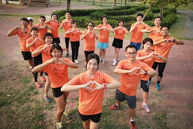 We run 4 kids with love and passion