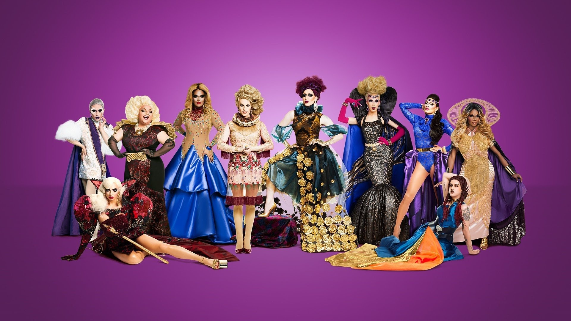 RuPaul's All Stars Drag Race Season 2 Episode 2 - All ...