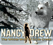 download Nancy Drew The White Wolf of Icicle Creek