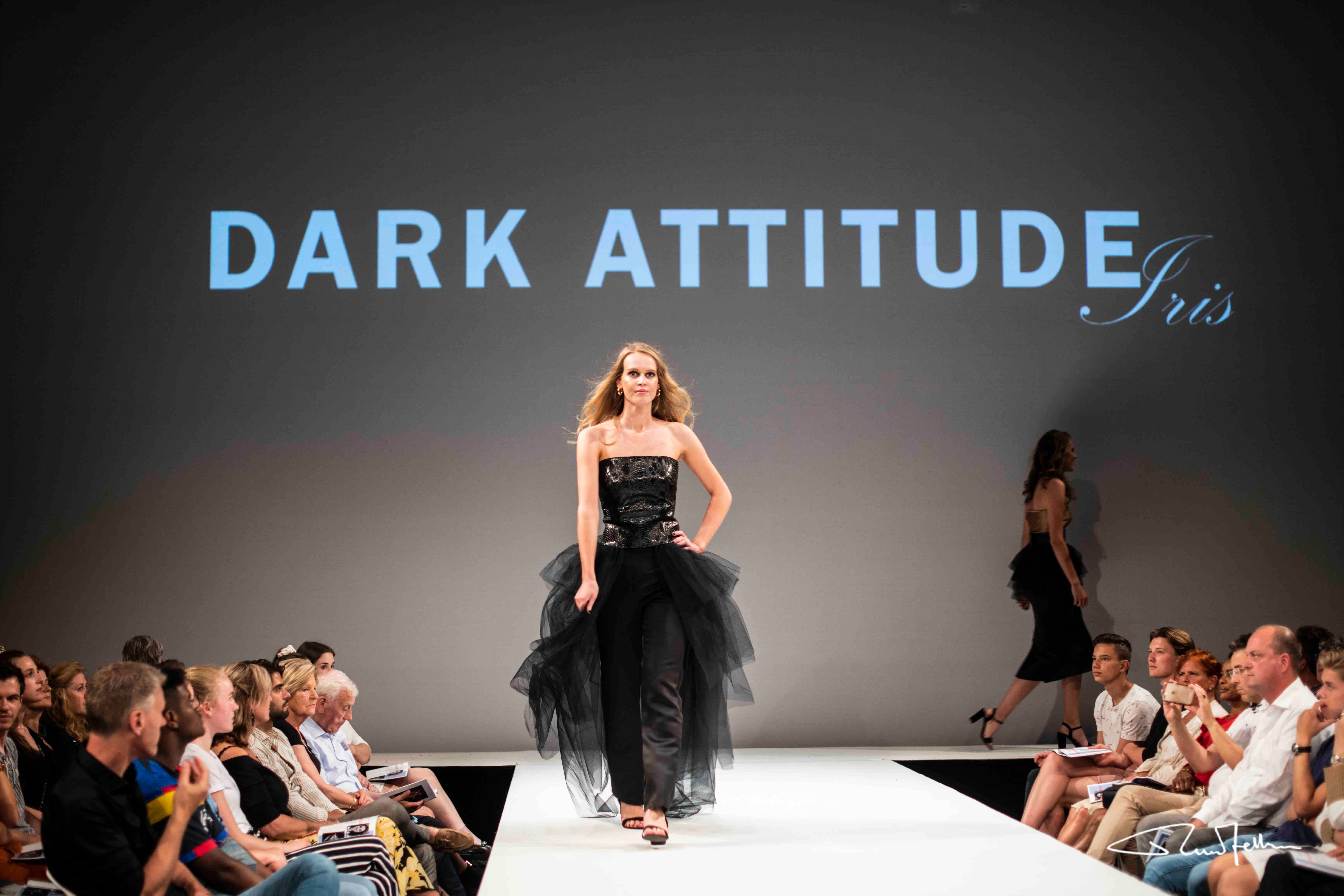 Dark Attitude Fashion Show