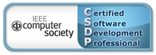 IEEE Certified Software Development Professional