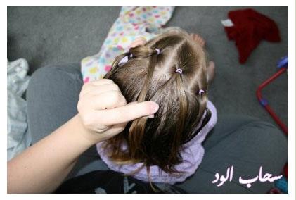 تعلمي كيفية عمل اروع التسريحات لطفلتك بالخطوات المصورة hait-nott8.jpg