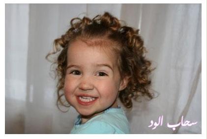 تعلمي كيفية عمل اروع التسريحات لطفلتك بالخطوات المصورة rag-curls1.jpg