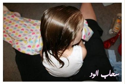 تعلمي كيفية عمل اروع التسريحات لطفلتك بالخطوات المصورة rag-curls2.jpg
