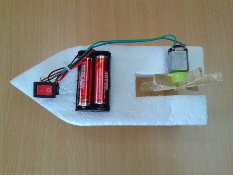 Saadscincetech for Simple toy motor project