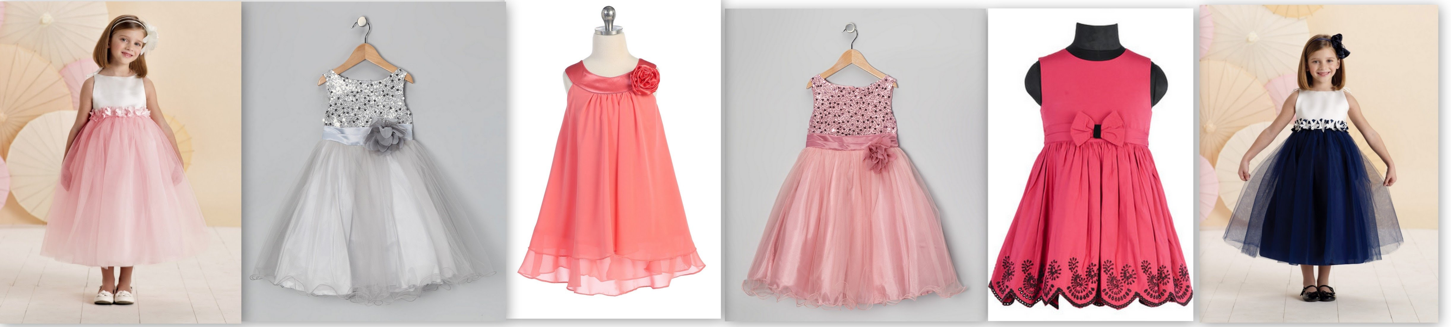 edf7e01ffa88 Party Wear Frock - Saarah Kids Collection
