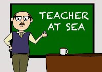 Teacher At Sea