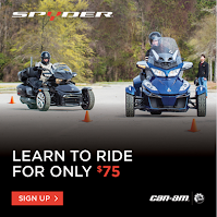 Learn to Ride for only $75