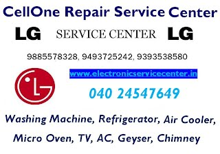 Hyd in LG Service center 040 27840126
