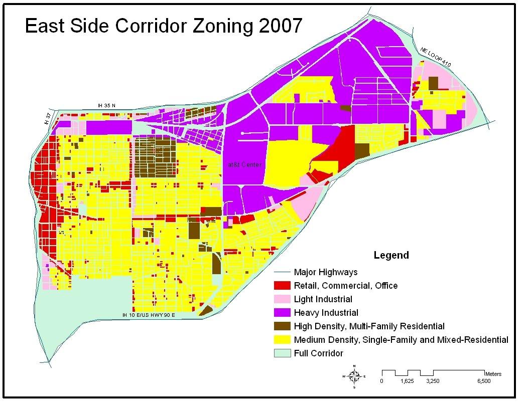 City Of San Antonio Zoning Map zoning   saeastsidedevelopment