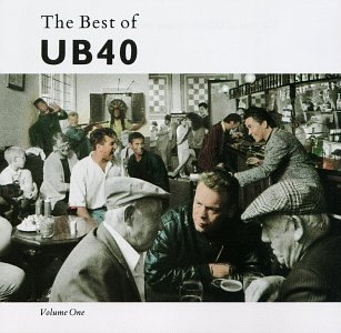 UB40 - The Best Of Ub40 Vol. 1 Cd