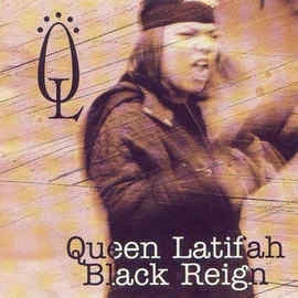 QUEEN LATIFAH - Black Reign Cd