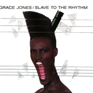 Slave To The Rhythm Cd - GRACE JONES