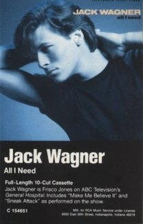 Jack Wagner All I Need Records Lps Vinyl And Cds