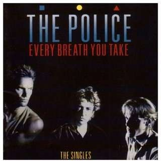 POLICE - Every Breath You Take Cd