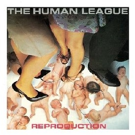 Reproduction Cd - HUMAN LEAGUE