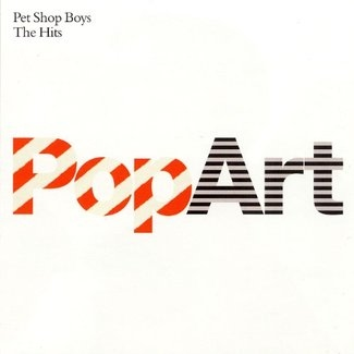 PET SHOP BOYS - Popart - The Hits 2-cd