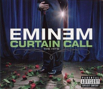 EMINEM - Curtain Call - The Hits [deluxe Edition] 2-cd