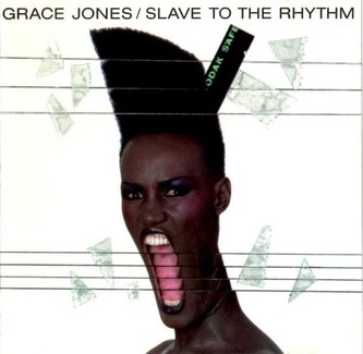 GRACE JONES - Slave To The Rhythm Cd