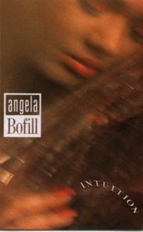 ANGELA BOFILL - Intuition Cassette