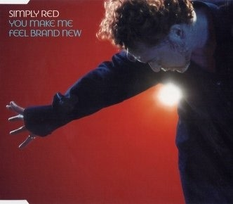 SIMPLY RED - You Make Me Feel Brand New Cd