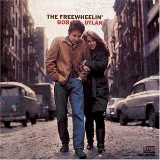 BOB DYLAN - The Freewheelin' Bob Dylan Cd