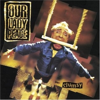 OUR LADY PEACE - Clumsy Cd