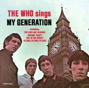 WHO - The Who Sings My Generation Cd