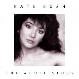 KATE BUSH - The Whole Story Cd