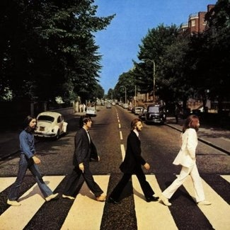 BEATLES - Abbey Road Cd