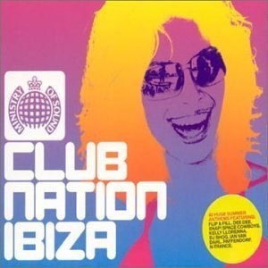 MINISTRY OF SOUND - Club Nation Ibiza 2-cd