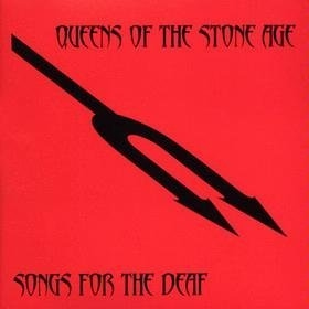 QUEENS OF THE STONE AGE - Songs For The Deaf Cd