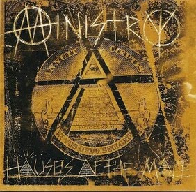 MINISTRY - Houses Of The Mole' Cd