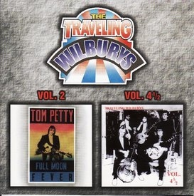 TRAVELING WILBURYS - Vol .2 + Vol. 4 1/2 - Dylan Betty Cd